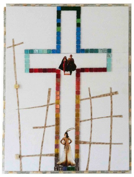 Lazar-Art - Amen Fashion: Jesus is the new black
