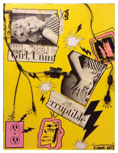 Lazar-Art - Jennifer Lawrence: Girl, Uninterruptible