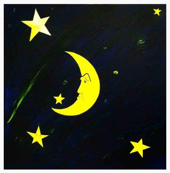 Lazar-Art - Goodnight Moon