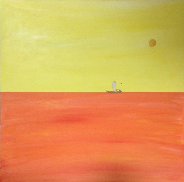 Lazar-Art - Lost at Sea: My Heart Is An Ocean