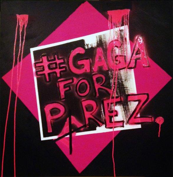 Lazar-Art - Gaga For President