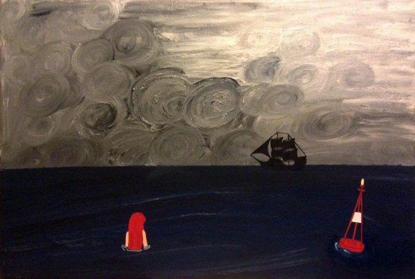 Lazar-Art - A Storm Approaches