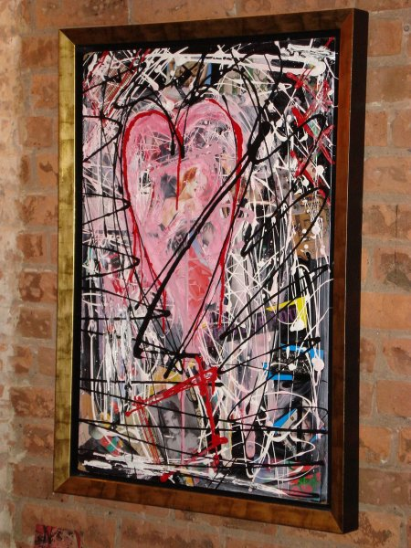Lazar-Art - The Broken Hearts Club