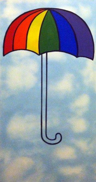 Lazar-Art - The Equality Umbrella